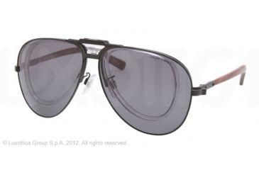 Polo PH3075 Bifocal Prescription Sunglasses PH3075-922481-62 - Lens Diameter 62 mm, Frame Color Matte Black