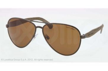 Polo PH3082 Bifocal Prescription Sunglasses PH3082-924573-61 - Lens Diameter 61 mm, Lens Diameter 61 mm, Frame Color Dk Gunmet Vintange Effect
