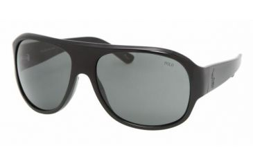 Polo Sport PH4052 #500187 - Shiny Black Gray Frame