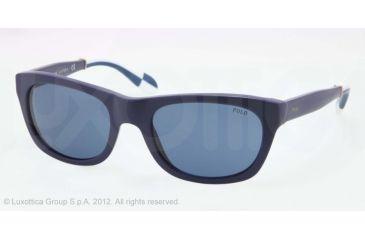 Polo PH4077 Bifocal Prescription Sunglasses PH4077-542580-54 - Lens Diameter 54 mm, Lens Diameter 54 mm, Frame Color Vintage Blue