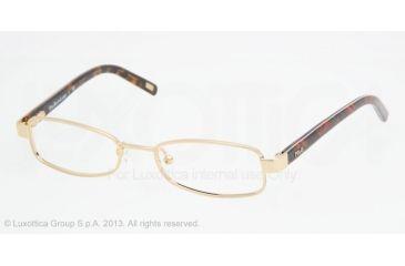 bd1e89f7eed Polo PP8023 Eyeglass Frames 106-47 - Gold Frame