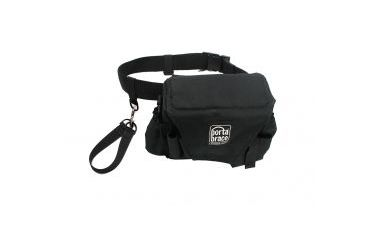 Porta Brace Assistant's Pouch with Belt Black ACB-3B