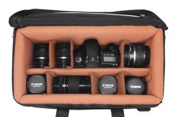 Porta Brace Lens Bag,Black LB-1B
