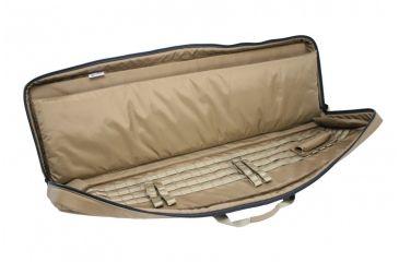 Porta Brace Soft Rifle Carrying Case PT-RIFLE1 - Open