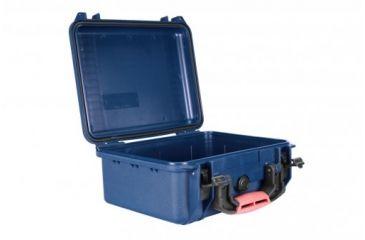 Porta Brace Superlite Vault Hard Case w/out Foam,Blue PB-2300E