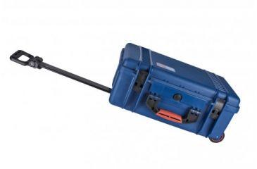 Porta Brace Superlite Vault Hard Case w/out Foam,Blue PB-2550E