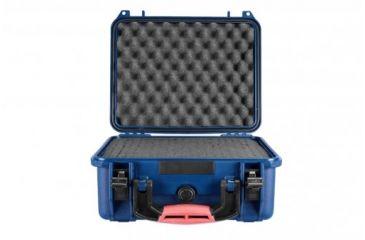 Porta Brace Superlite Vault Hard Case w/Foam,Blue PB-2300F