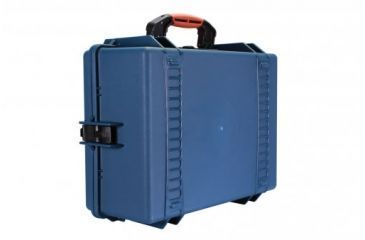 Porta Brace Superlite Vault Hard Case w/out Foam,Blue PB-2600E