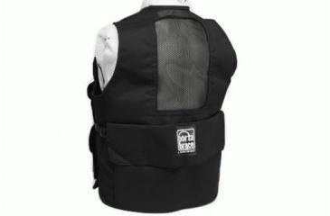 Porta Brace Video Vest,Small 32in-36in,Black VV-SBL