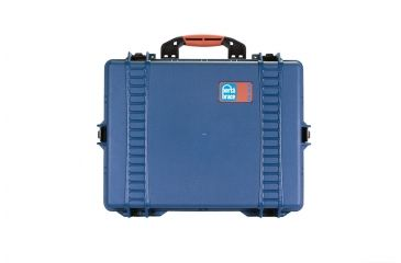 Porta Brace Wheeled Superlite Vault Hard Case w/out Foam,Blue PB-2650E