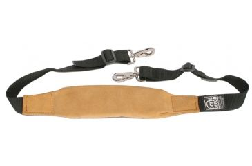 PortaBrace HB-10 48inch Suede Shoulder Strap with Metal Clips