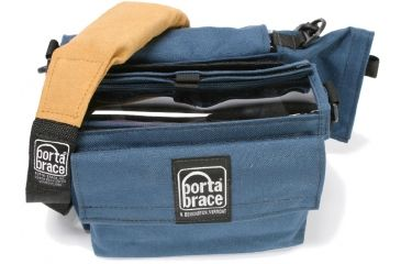 PortaBrace MXC-SQ3 Audio Combination Case for SQN Electronics SQN-3 - Blue