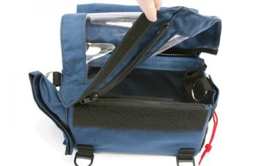 Porta Brace AO-B2 Audio Organizer Case - Blue