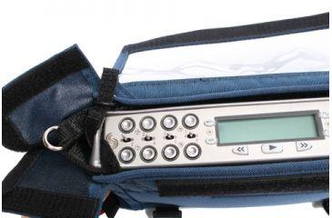 "PortaBrace AR-788"" Audio Recorder Case - Blue"
