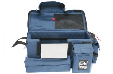 PortaBrace CC-210-PW QuickDraw Video Camera Case