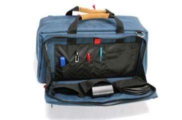 Porta-Brace Large Compact HD Video Camcorder Case - Blue