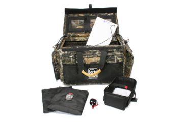 Porta Brace DV Organizer Camera Case - DVO-2U/MO - Mossy Oak camouflage