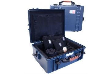PortaBrace Hard Case SuperLite with Divider Kit PB-2600DK