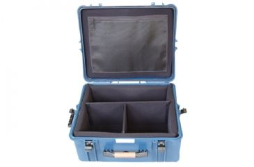 Porta-Brace Hard Case Super-Lite with Divider Kit PB2600DK