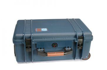 PortaBrace PB2550F Wheeled Vault Case with Foam Dividers