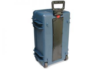 PortaBrace PB-2550F Wheeled Vault Case with Foam Dividers