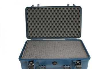 PortaBrace Wheeled Vault Case with Foam Dividers PB-2550F