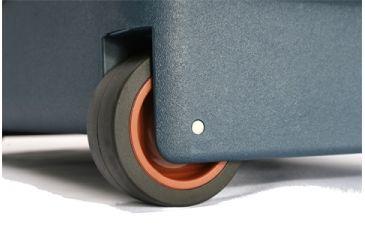 Porta Brace 2650 Rolling Hard Case with Foam Interior