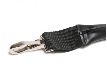 Porta Brace LH Leather Handle for Carrying Cases - Black
