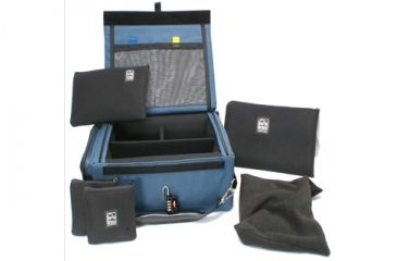 PortaBrace PB-2650IC Rolling Hard Case with Removable Soft Case