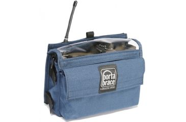 Porta-Brace RM-MULTI Wireless Microphone Case - Blue