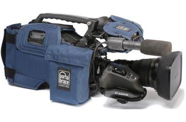 PortaBrace SC-F900R Shoulder Case for Sony HDW-F900R Camera - Blue