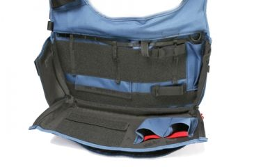 Porta Brace SS-A1 Audio Side Sling Pack - Blue
