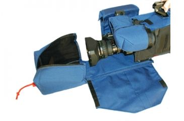 PortaBrace Travel Boot TB-1 Camera Case - Blue