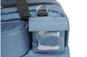 PortaBrace CTC-3 Traveler Camcorder Case - Blue