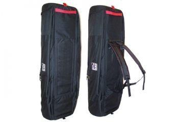 Porta Brace Tripod Case ShellPack - 50 inch, Black