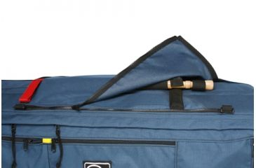 Portabrace Tripod ShellPack - Blue