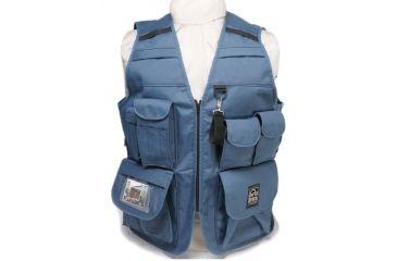 PortaBrace Video Vest - Blue