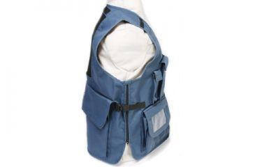 Porta Brace Video Vest - Blue