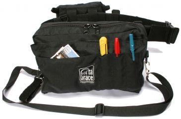 PortaBrace BP-2B Waist Belt Production Pack - Black