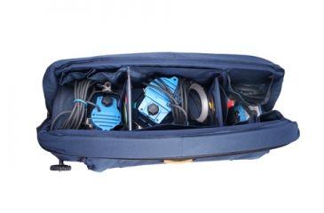 Porta-Brace Wheeled Cases - Runbag, Blue WRB-3OR