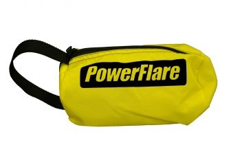 Powerflare Medium Storage & Carry Bag for PF-200 Safety Lights - Hold up to 8 Units, Yellow BAG8-Y
