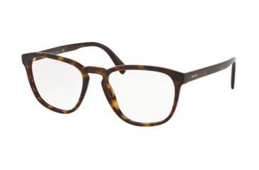 cce31cbc6191 Prada CONCEPTUAL PR09VV Eyeglass Frames 2AU1O1-52 - Havana
