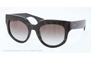 1c04a5614058f Prada POEME PR07QS Single Vision Prescription Sunglasses PR07QS-1AB0A7-51 -  Lens Diameter 51
