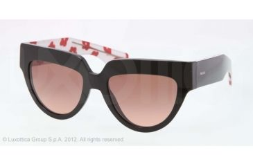 83d88e6b5c433 Prada POEME PR29PS Progressive Prescription Sunglasses PR29PS-1AB0A5-52 -  Lens Diameter 52 mm