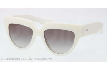 Prada POEME PR29PS Bifocal Prescription Sunglasses PR29PS-7S30A7-52 - Lens Diameter 52 mm, Lens Diameter 52 mm, Frame Color Ivory