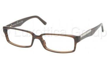 Prada PR01MV Bifocal Eyeglasses - Burnd Frame / 52 mm Prescription Lenses, ZXD1O1-5215