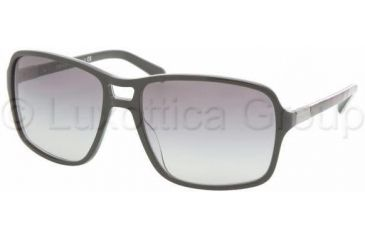 Prada PR01NS Sunglasses BRP3M1-6117 - Top Gray/Military Gray Gradient