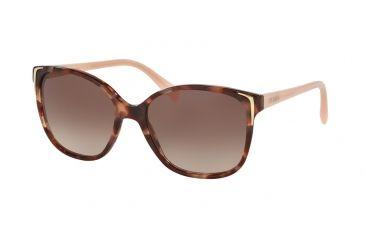55c87c83169d4 Prada PR01OS Single Vision Prescription Sunglasses PR01OS-UE00A6-55 - Lens  Diameter 55 mm