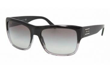 Prada PR02MS #ZYY3M1 - Gradient Frame, Gray Gradient Lenses