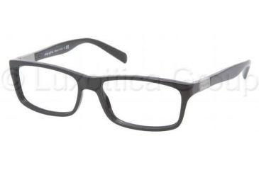 Prada PR02OV Single Vision Prescription Eyewear 1AB1O1-5316 -